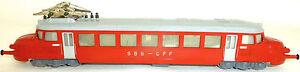 Tren-4-4-SBB-CFF-flecha-roja-para-Marklin-ac-h0-1-87-OVP-hag-100-kb2-A