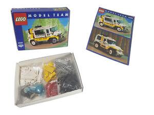 Lego-Technic-5550-mit-OVP-und-Bauanleitung-100-vollstaendig-wie-NEU