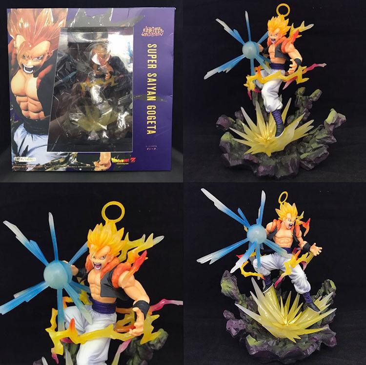 Dragon Ball gogeta super saiyan gift figure cartoon doll dolls toys toy new