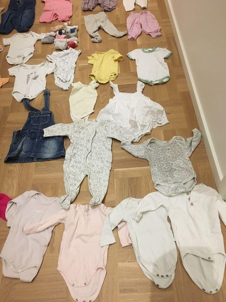 Blandet tøj, Blandet, Milibe