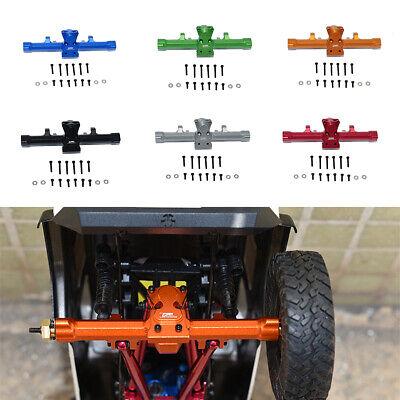 Facibom Brass Heavy Duty Differential Cover Bridge Axle Cover Upgrade Accessories for 1//24 RC Crawler Axial SCX24 90081 Parts