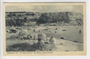 AK Visby, Gotland, Badeleben von Snäckgärdsbaden, 1927 - Karnabrunn, Österreich - AK Visby, Gotland, Badeleben von Snäckgärdsbaden, 1927 - Karnabrunn, Österreich