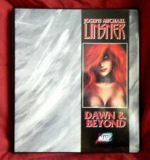 1995 DAWN AND & BEYOND COLLECTORS BINDER + card set (90) JOSEPH MICHAEL LINSNER