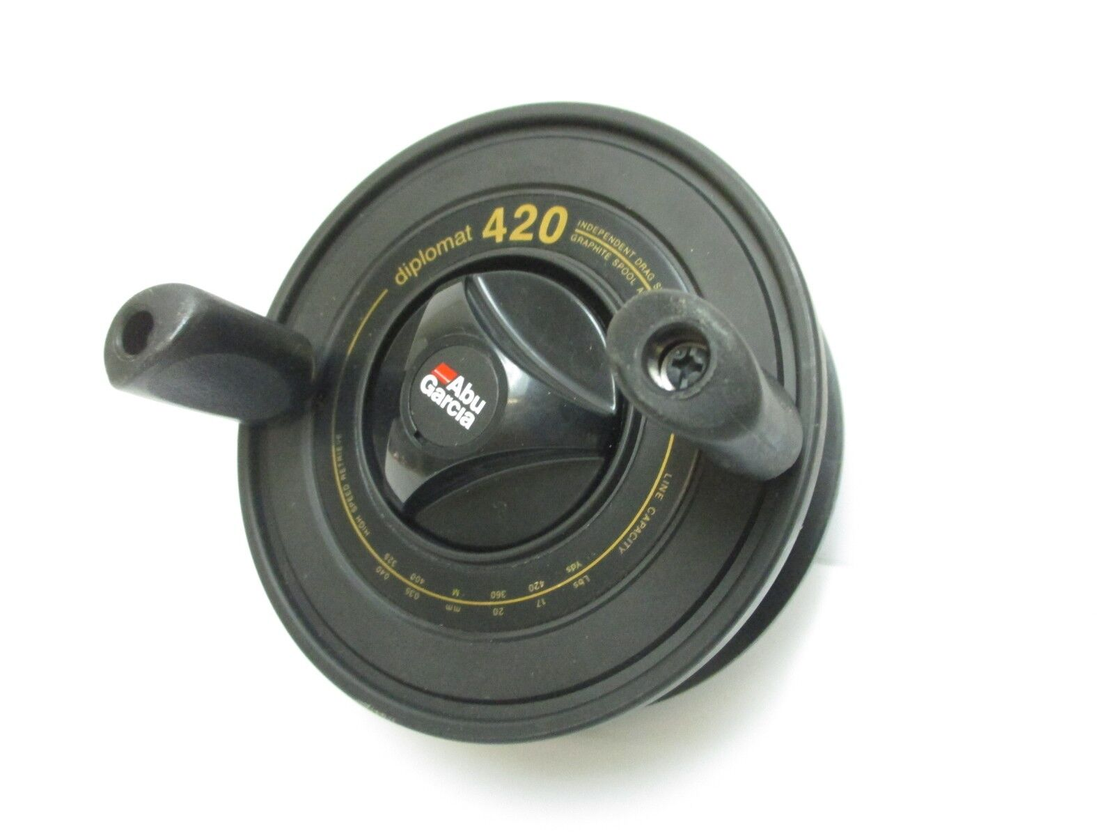 ABU GARCIA FLY REEL PART - 17441 Diplomat 420 (85-0) - Spool Complete -Imperfect