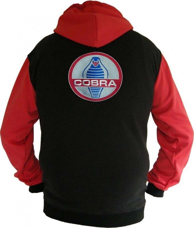 Cobra Fan Sweatshirt Kapuzenjacke Hoodie Lieferz. ca. 8 Tage