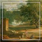 Johann Gottlieb Graun - , Carl Heinrich Graun: Concerti (2011)