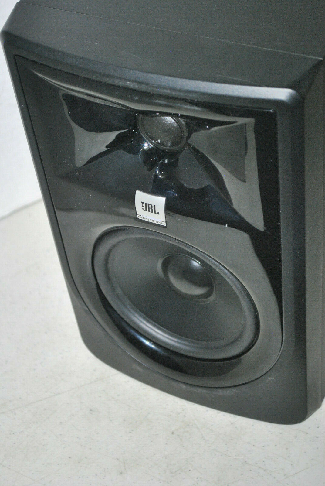 As-Is  JBL 306P Mkii Betrieben 6.5   2-fach Bi-Amped Studiomonitor Lautsprecher