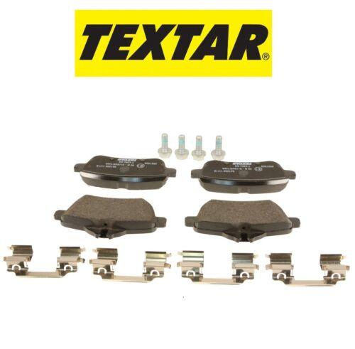 For Mercedes W166 GL63 AMG ML63AMG Rear Brake Pad Set Textar 0074208620 2521505