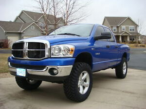 Dodge Lift Kits >> 3 Suspension Lift Kit For 2002 2005 Dodge Ram 1500 4x4 Ebay