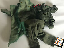 Vintage Action Man German Stormtrooper Uniform