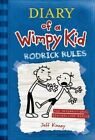 Diary of a Wimpy Kid 02. Rodrick Rules by Jeff Kinney 9780810987999