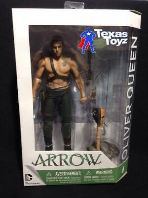 DC Direct Arrow figurine Oliver Queen /& Totem