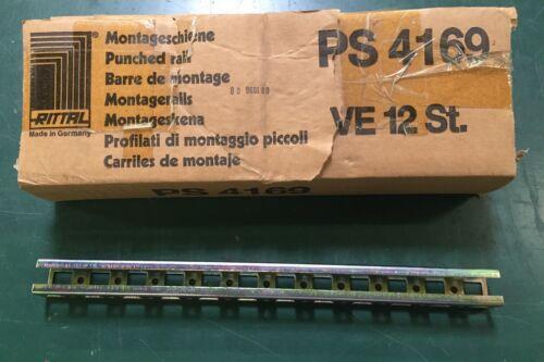 Rittal montaggio rotaia PS 4169.000 CROMATO 23x23mm