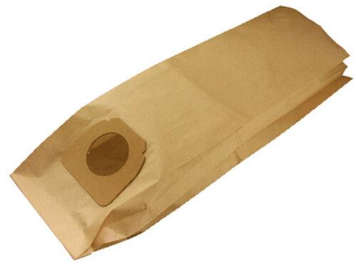 pacco da 5 Per Hoover Turbomaster U4362 Sacchetto di polvere H4