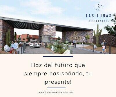 Lotes en Venta en las Lunas Residencial, Zacatecas