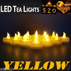 3-24PCS Flickering Light Flameless Battery LED Tealight Tea Candles Wedding Xmas