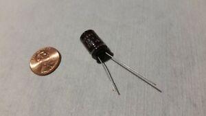 – New microfarad 330mF 25V Electrolytic Capacitors Quantity 10!