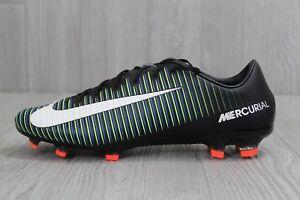 852951ad7c3 33 New Mens Nike Mercurial Veloce III FG Soccer Cleats 847756-013 ...