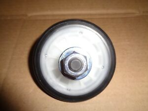SD053 DC61-04054A  Samsung Dryer Drum Support Roller w//Shaft OEM GENUINE Part