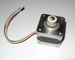 MINEBEA Matsushita Stepper Motor 17PM-K321-K33W NEMA17 For CNC Mill,Robot,REP<wbr/>RAP