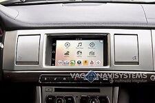 """Navigation Jaguar XF 2012+ 7"""" Color Display - Android, GPS, Wifi, 3G, USB, SD"""
