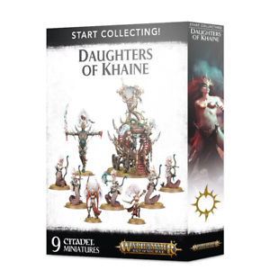 Start Collecting! Daughters of Khaine - Warhammer Age of Sigmar - New! 70-61