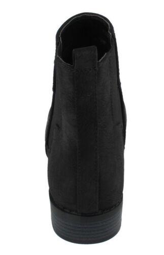 Femmes F50849 Bottes À Enfiler Par SPOT ON vente a été £ 28.99 Maintenant £ 9.99