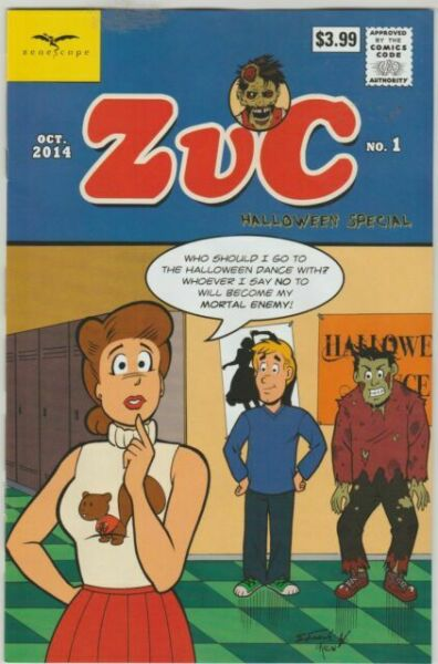 ZOMBIES VS CHEERLEADERS GEEKTACULAR Lot of 3 Comics Issue