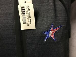 Usbc Bowling Logo New Balance Ladies Performance Fleece Vest Medium
