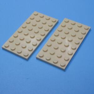 Lego ® 2 x plancha de 3035 4 x 8 beige 4509897 #bc05 tan Star Wars