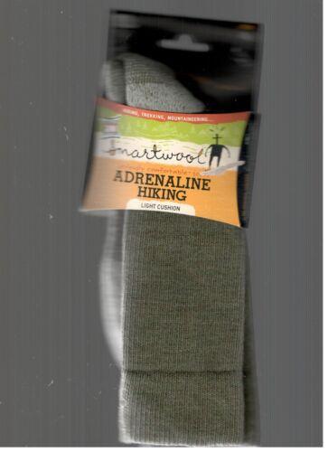 Smartwool Adrenaline Laine Randonnée Chaussettes Homme XL Extra Large mélèze vert nouveau