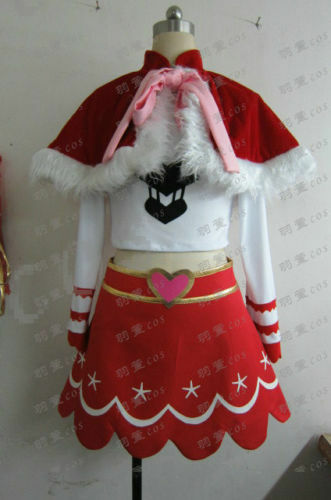 NEW Japanese Anime ONE PIECE Perona cosplay costume lovely Dress