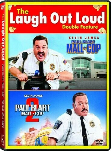 Paul Blart: Mall Cop / Paul Blart: Mall Cop 2 DVD NEW