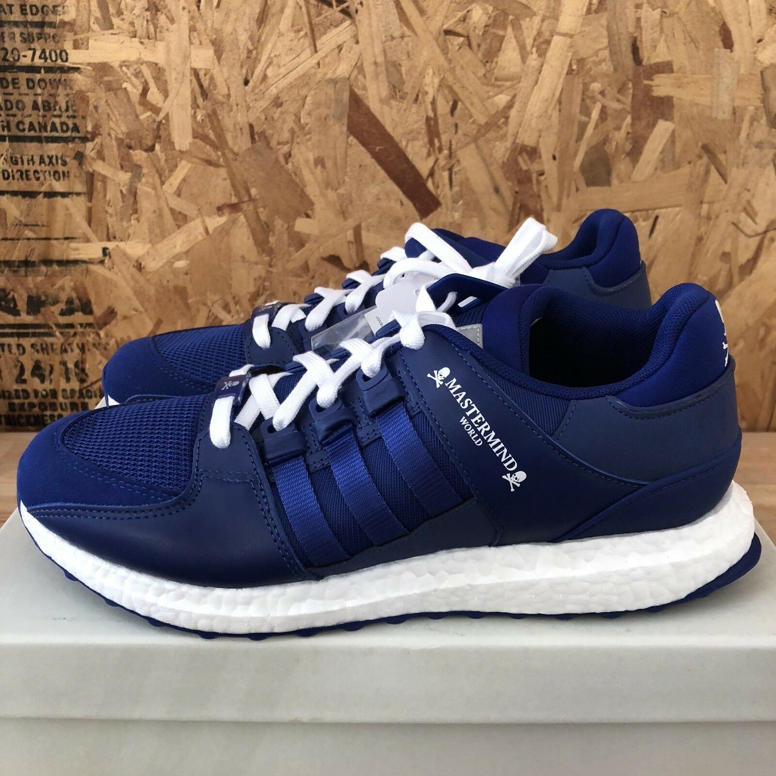 Adidas Mastermind EQT Support Ultra MMW CQ1827 - bluee Size 8.5 New