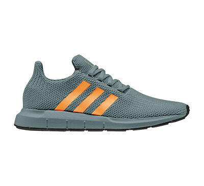 Adidas Schuhe Sneaker Swift Run Running Knit D96643 Grün Gold Herren div. Größen | eBay