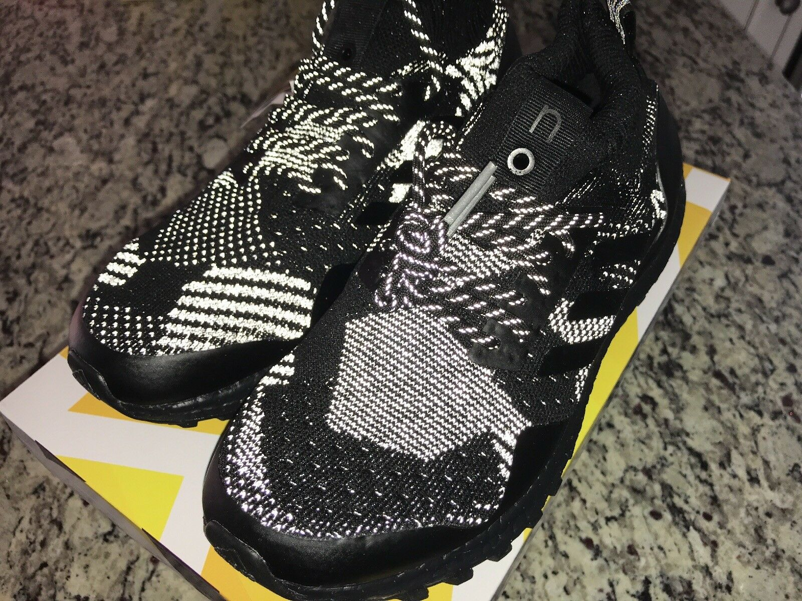 Adidas X Nonnative X Kith Ultraboost Mid Patchwork Size 6.5