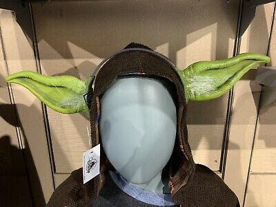 Star Wars YODA Ears//Headpiece