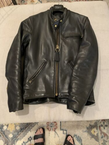 Vanson Leather Motorcycle Jacket