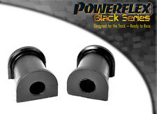 Powerflex BLACK Poly Bush For BMW E28 (5) E24 (6) Rear Anti Roll Bar Mount 19mm