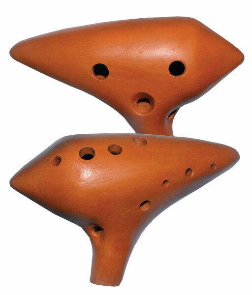 Konzert Ocarina Tenor von G4 bis C6 Okarina 17 cm professionell Flöte Pfeife