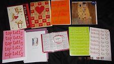 58 Tarjetas de calidad para elegir, Lindo, Sexy, Cheeky, día de San Valentín, amor, lujuria