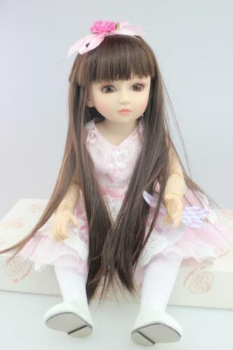 45cm Simulation beautiful princess Dolls Exquisite high-end gift Girl Toys