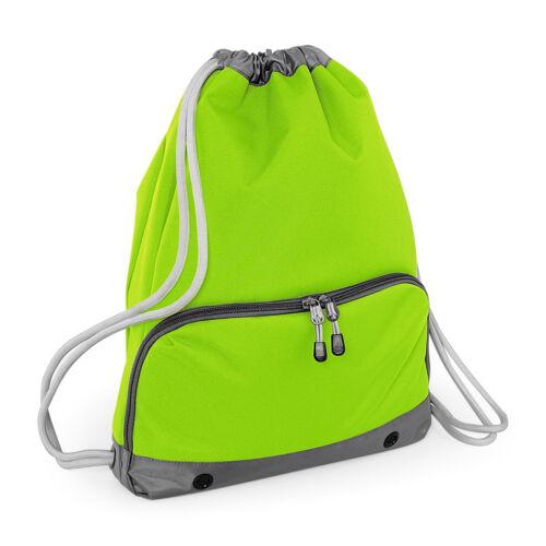 Bagbase Athleisure Gymsac Water Resistant Drawstring Trainers Gym Bag BG542