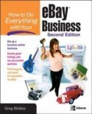 How to Do Everything with Your eBay Business, Second Edition-ExLibrary