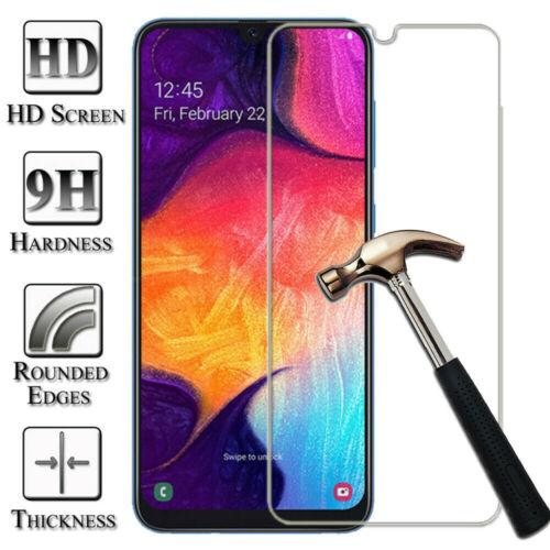 Tempered Glass Screen Protector For Samsung Galaxy A10E A20E A20/A30 A40 A70 A80