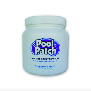 Details about Pool Patch Home Swimming Pool 3 lb White Tile Cement Grout  Repair Tool Kit New