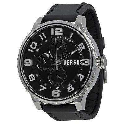 Versus by Versace SBA010014 Mens Globe Watch
