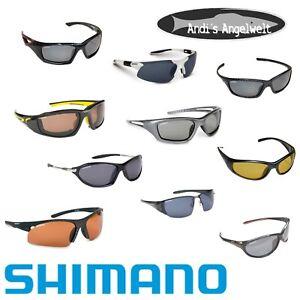 Shimano Sunglass - Polarisationsbrille - Sonnenbrille - verschiedene Modelle
