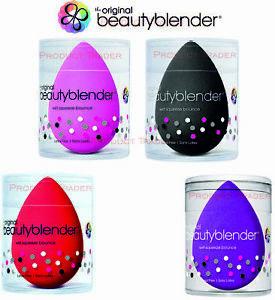 ORIGINAL-Teardrop-Beauty-Make-Up-Blender-Sponge-Applicator-Foundation-Wedge-Puff