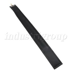 58x5x1cm-Leather-Bass-Hand-Strap-for-Accordion-Black